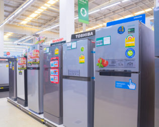 Buying Refrigerators During Clearance Sales