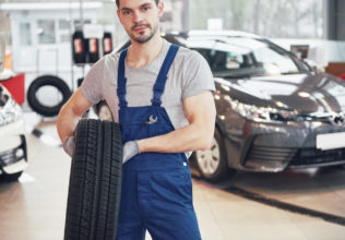 Check out the Just Tires Sale if You're Looking for New Tires