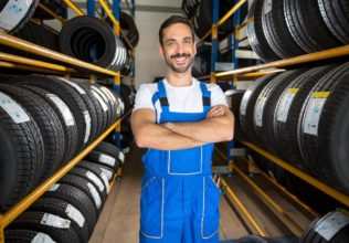 Coupon Tires To Ease Up Buying