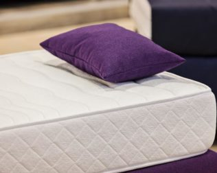 Experience The Most Comfortable Sleep With Saatva Mattress Firm Sleep Number Purple!