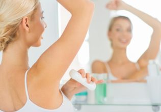 The Difference Between Antiperspirants And Deodorants