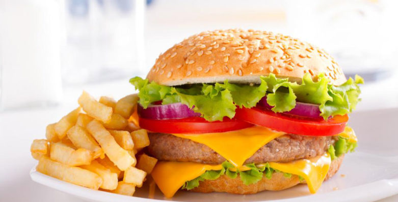 Saving on fast food with couponing