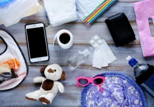 Five Must-Have Travel Essentials For Your Toddler